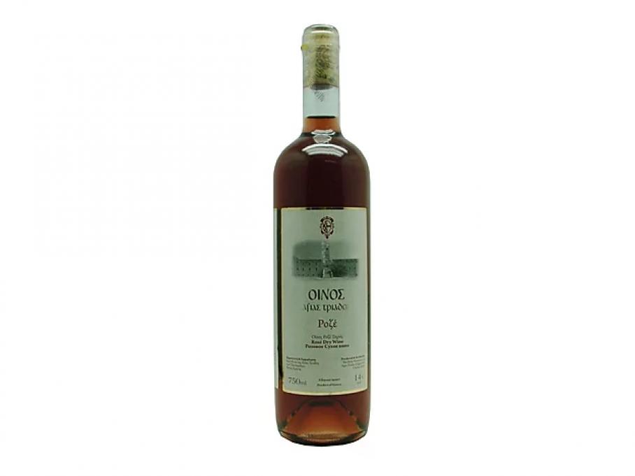 rose cabernet-sauvignon wine agia triada