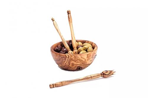 wooden bowl 16cm