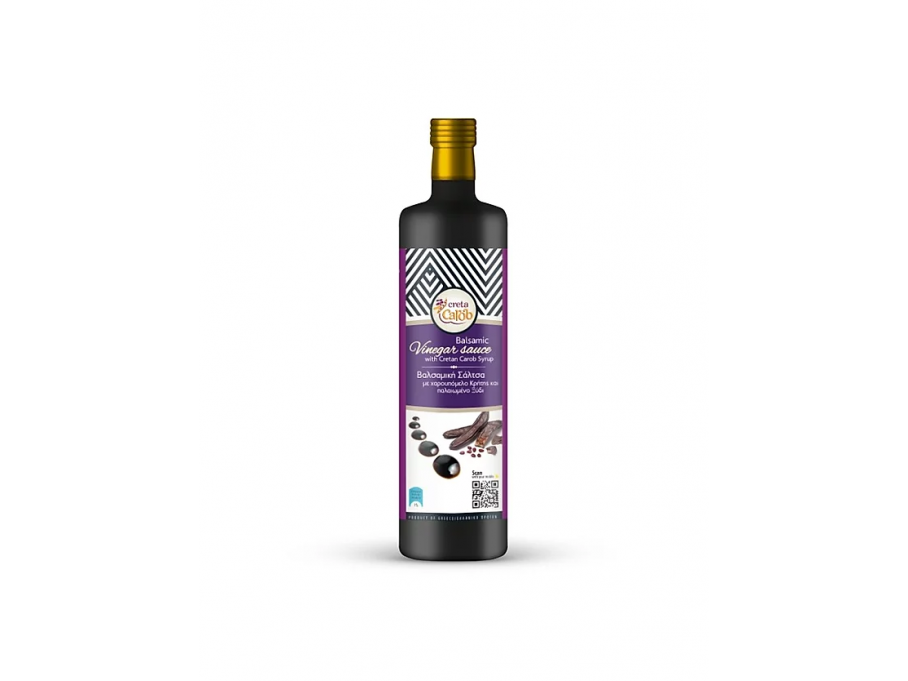 balsamic vinegar sauce with carob