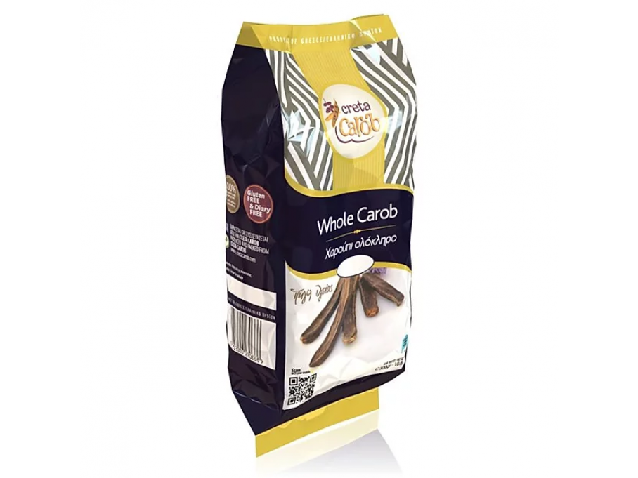 whole carob creta caorb 300gr