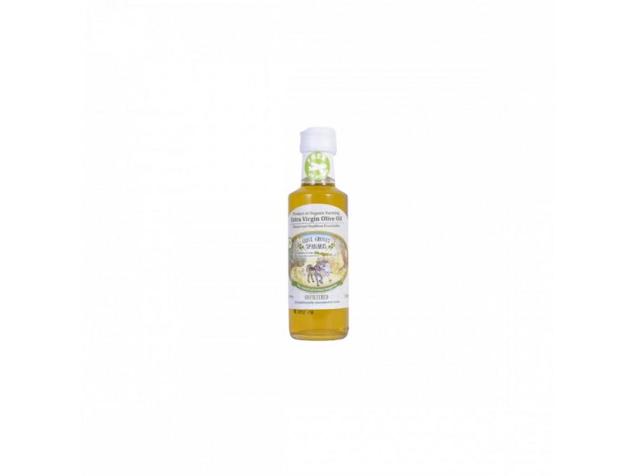 Bio Extra Virgin Olive Oil Spanakis Olive Grooves