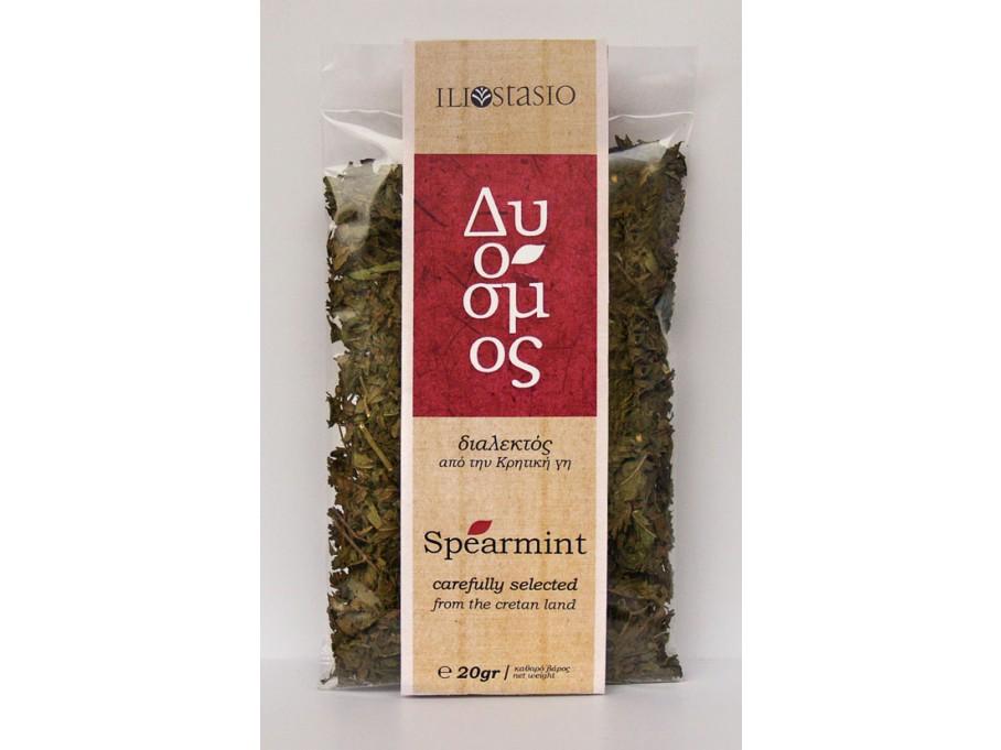 spearmint iliostasio herb